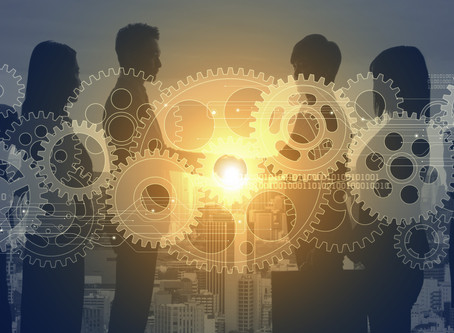 Human Machine collaboration in a service management environment