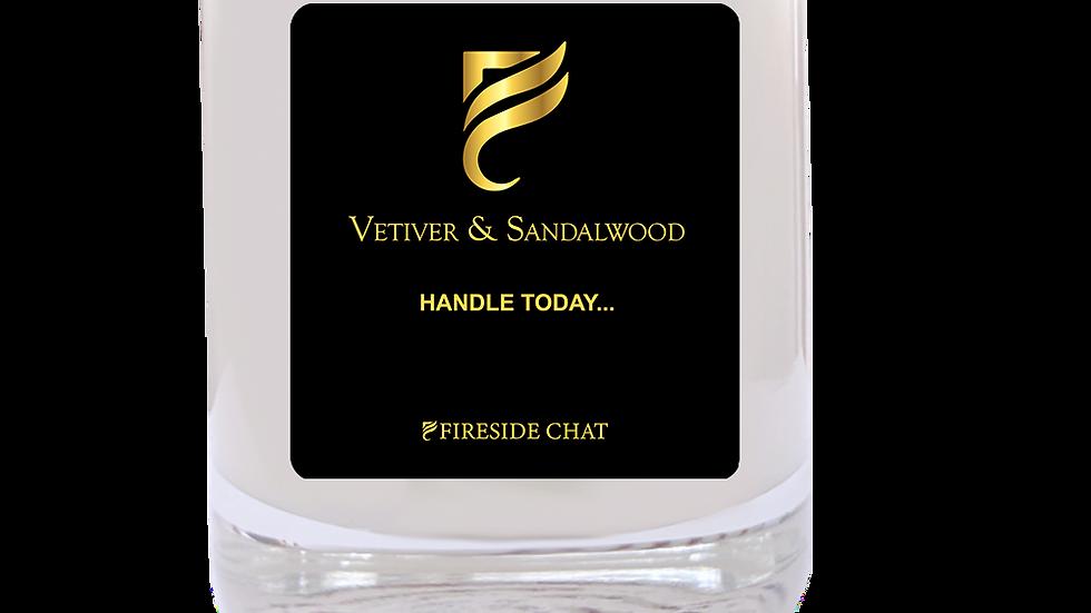 Vetiver & Sandalwood