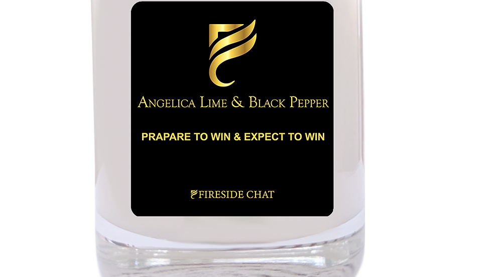 Angelica, Lime & Black Pepper