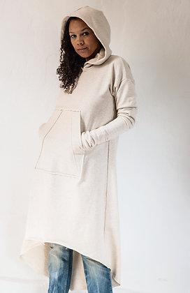 Amari - capa, vestido, sudadera larga. alg.orgánico