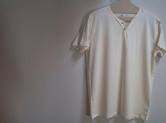 Oak Camiseta hombre algodon organico. Ropa yoga. Kundalini. Moda sostenible