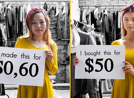 El coste real - No puedo permitirme vestir sostenible