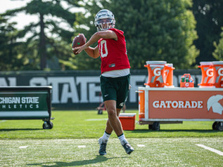 MSU QB Battle: A True Dichotomy