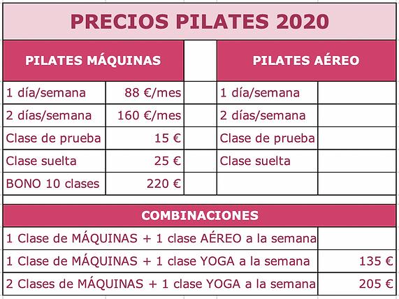 precios pilates 2020.png