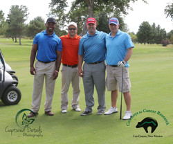 C4CR 2015 Golf Wells Fargo Team Courage Idemudia Closest to the pin afternoon te