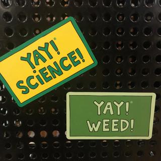Yeah Weed magnets.jpg