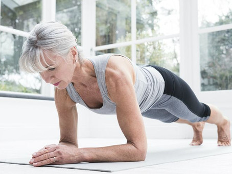 Change the Way You Age: Yoga for Strength
