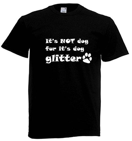 Dog Glitter T-Shirt
