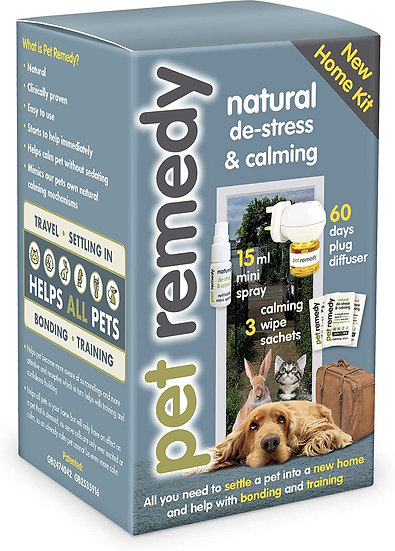 Pet Remedy - New Home Kit