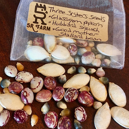 Three Sisters Seed Mix