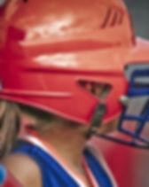 Female Baseball Player