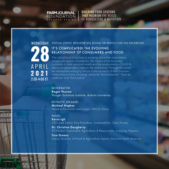 Consumers Increasingly Considering Health, Environmental Impacts of Food Post-COVID-19