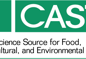 Congratulating Sarah Evanega on Winning the 2021 Borlaug CAST Communication Award