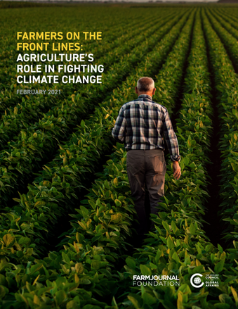New Policy Brief Highlights How U.S. Agriculture Can Fight Climate Change