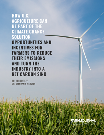 New Report Shows How U.S. Agriculture Can Fight Climate Change