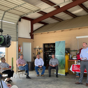 Arkansas Farm Event Highlights Importance of Agricultural Research