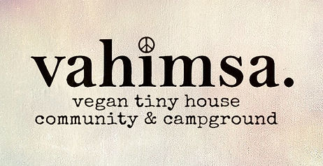 Vahisa vegan tiny house community