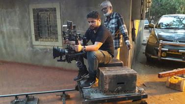 movi pro documentary shoot mumbai BTS