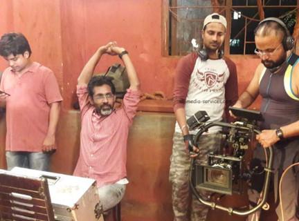 movi pro gimbal marathi promo shoot