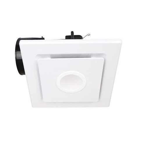 SQUARE EXHAUST FAN 240MM WITH LIGHT(SB/H200-9L)