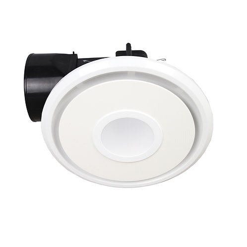 ROUND EXHAUST FAN WITH LIGHT 240MM (SB/H200-7L)
