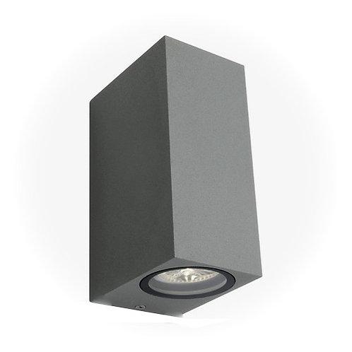 SQUARE UP/DOWN WALL PILLAR LIGHT (ST5023BK)