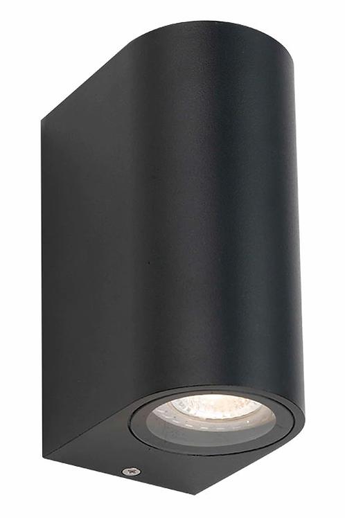 ROUND UP/DOWN WALL PILLAR LIGHT (ST5023BK)