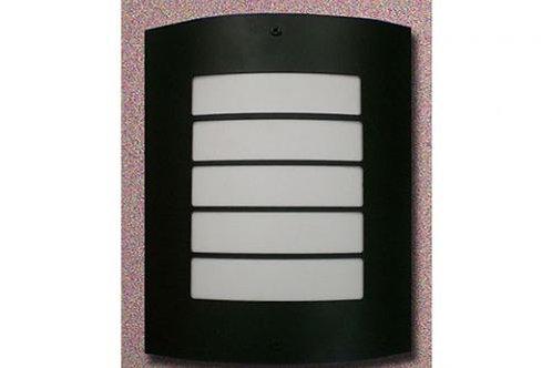 E27 WALL LIGHT (SA 031/BLK)