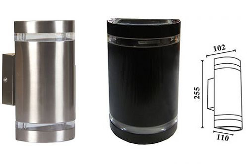 ROUND UP/DOWN WITH CLEAR PC DIFFUSER (256-2)