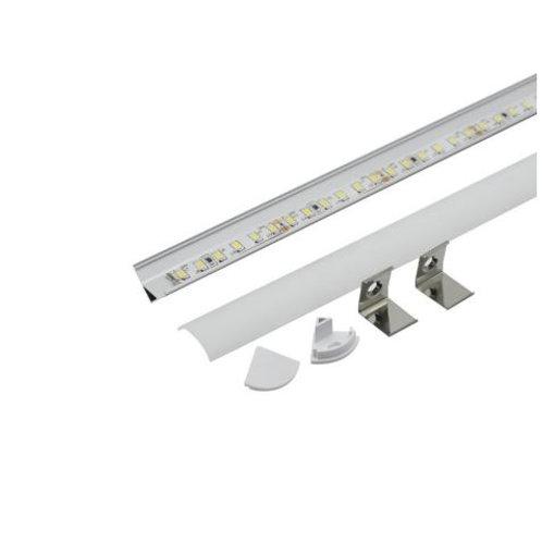 3MTR CORNER LED PROFILE (SW-1616A-3M)