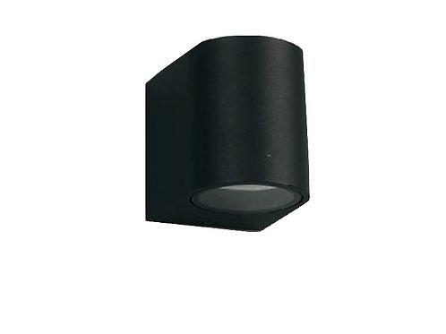 ROUND FIXED DOWN WALL PILLAR LIGHT (ST5022BK)