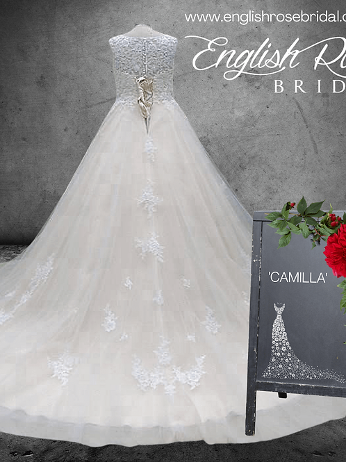 CAMILLA - Ivory in store