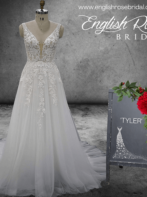 TYLER - BRAND NEW GOWN