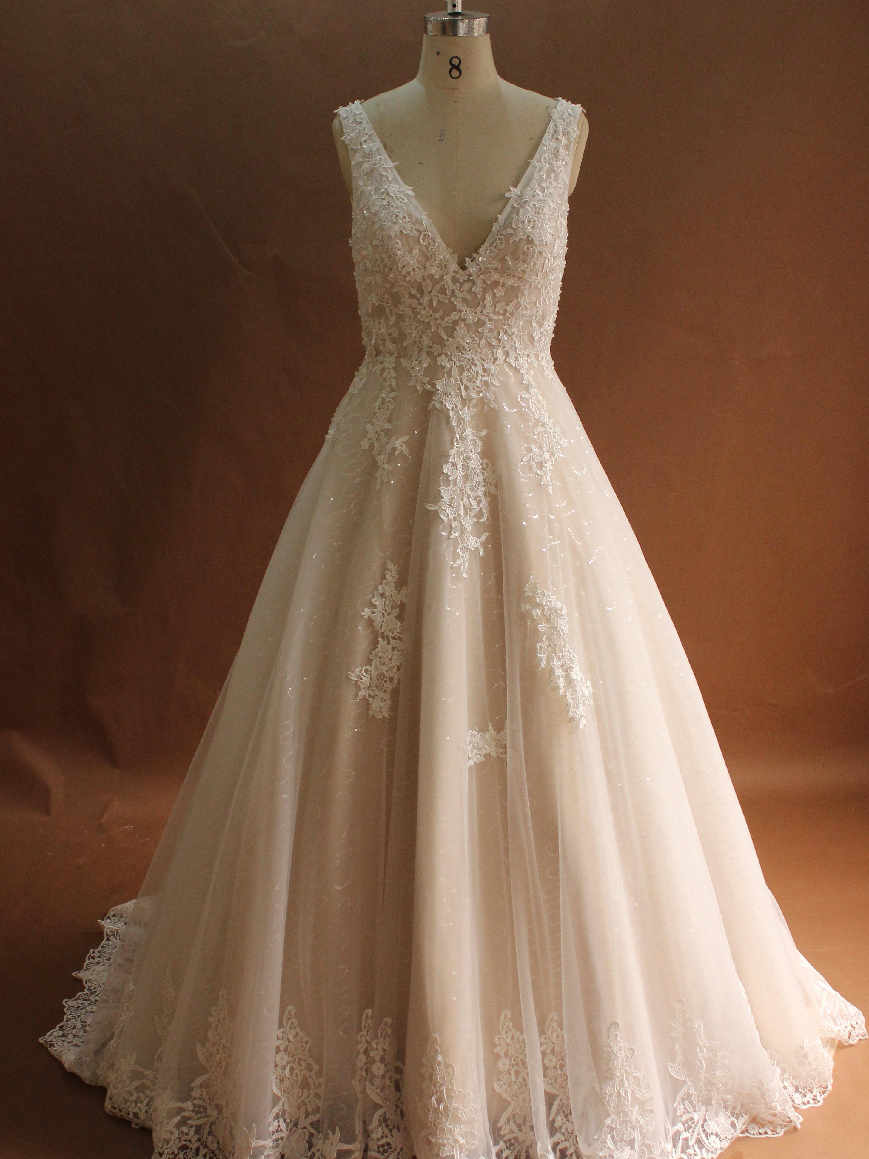 EMMA english rose bridal Popular wedding dresses in 2017