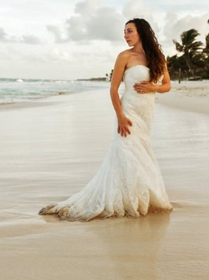 WEDDING DRESS DRY CLEAN