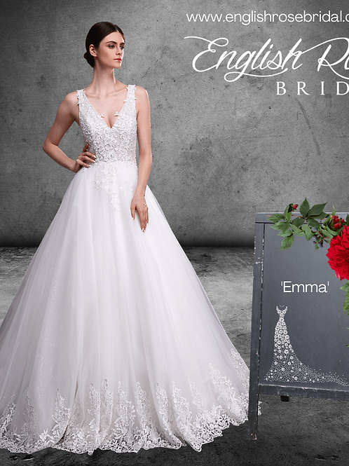 EMMA -BRAND NEW GOWN