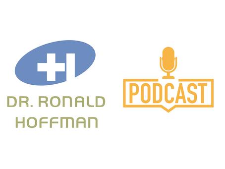 Dr.  Ronald Hoffman's Podcast Surpasses Eight Million Downloads