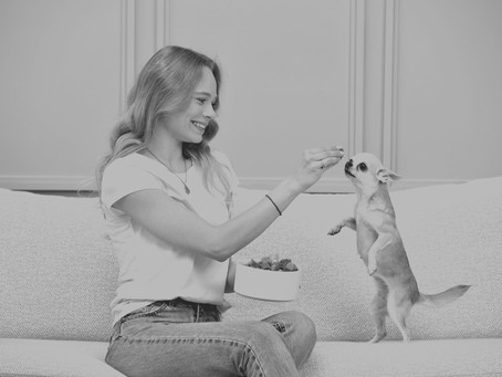 Dog Food & Wellness Brand that Comes from the Heart: Founder's story of Agota Jakutyte