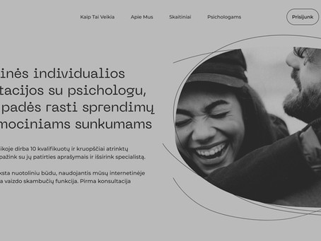Innovative Solution for Massive Mental Health Demand: Founder's story of Vaida Stankute