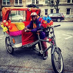 ©Julia Ryan Pedicab
