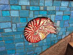 ©Julia Ryan subway mosaic