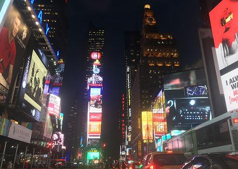 ©Julia Ryan Times Square