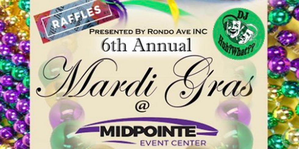 6th Annual Mardi Gras