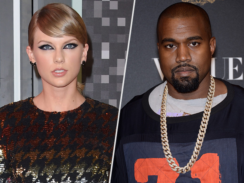 foto Kanye West on Taylor Swift: She Aint Cool No More