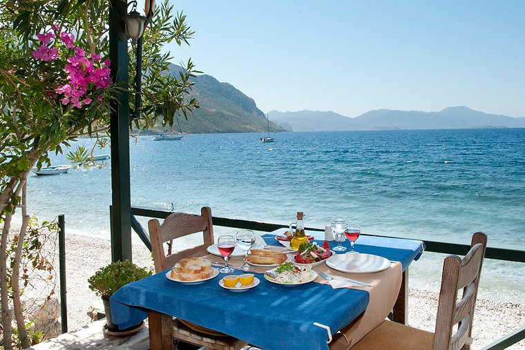 Sundream villas Kalkan, Beach Clubs nearby