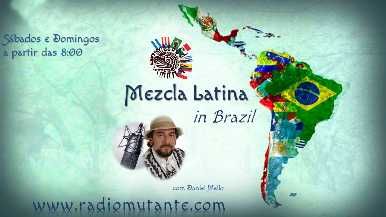 Mezcla Latina in Brazil (ao vivo)