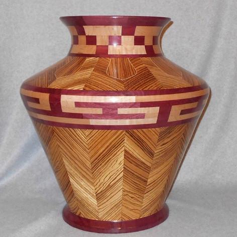 Woodturned Vase -George Radeschi