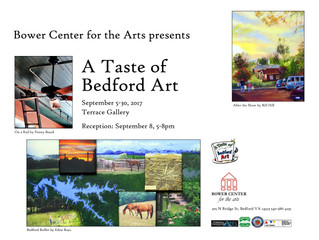 A Taste of Bedford Art