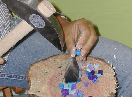 Smalti Mosaics 2018