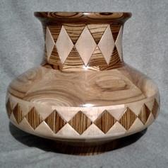 Woodturning with Diamonds -George Radeschi